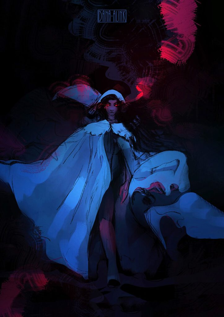 daily-spitpaint-vampires-wife