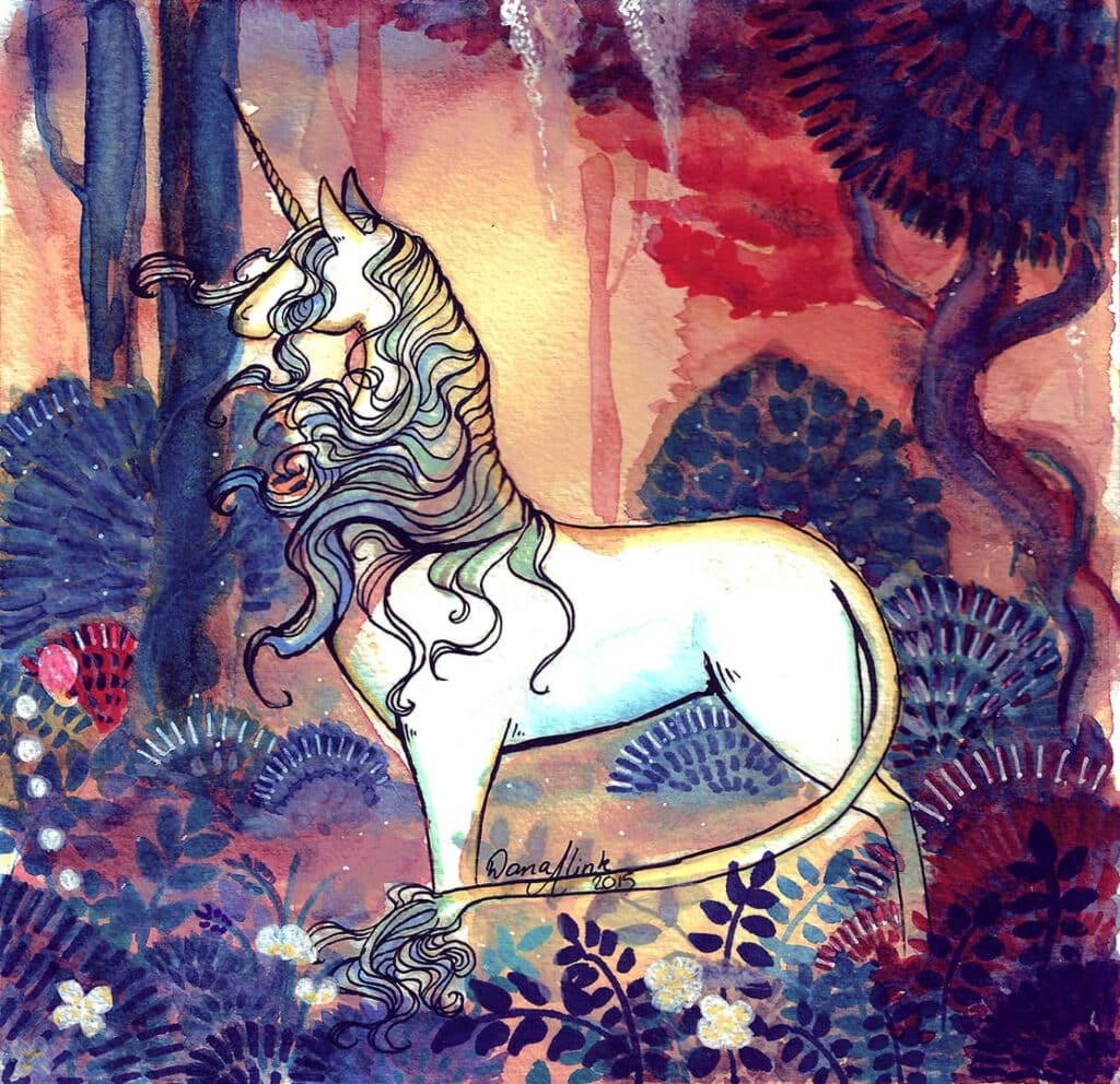 The Last Unicorn Siren's Call #2 ∣ 2015